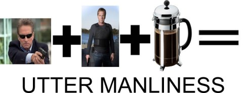 Bodum French Press Leads to Manliness