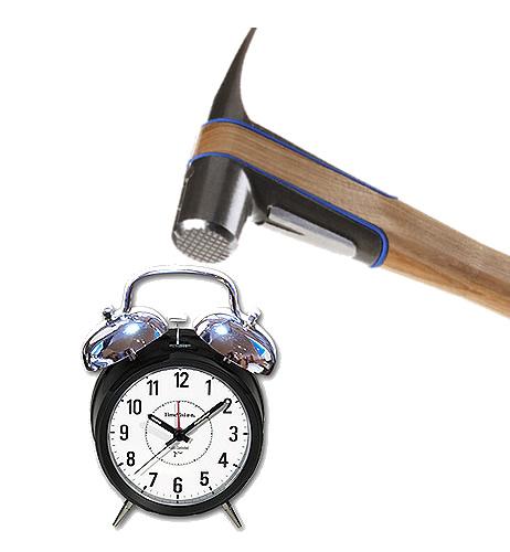 Death to the Alarm Clock