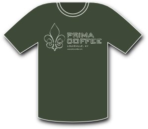Prima Coffee T-Shirt