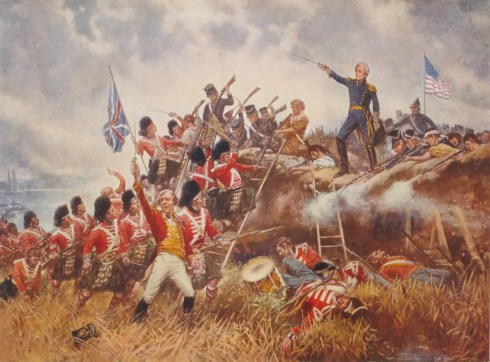 Andrew Jackson Battle of New Orleans