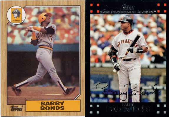 barry bonds head before after. I hope Barry Bonds is found