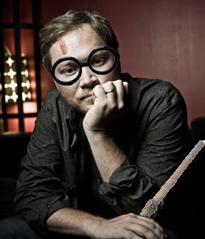Andrew Peterson and Harry Potter
