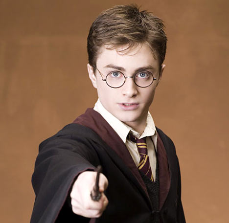 Harry Potter Conjuring Evil