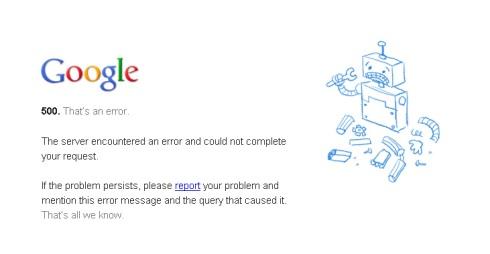 I Killed Google