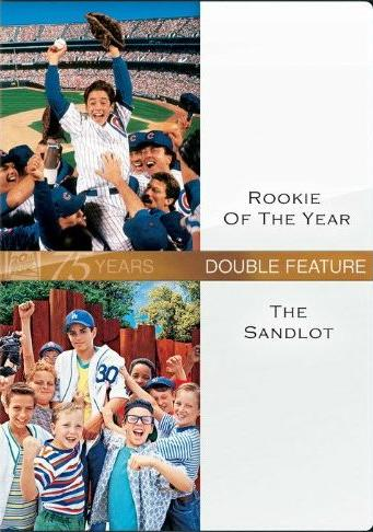 Rookie of the year and The Sandlot