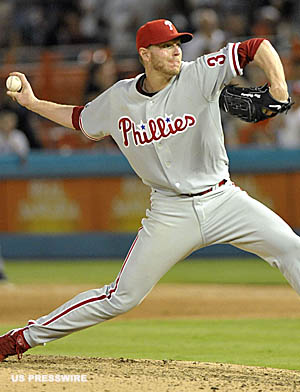 Roy Halladay is a beast