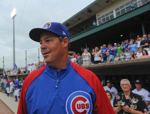 Make Greg Maddux the Cubs Pitching Coach