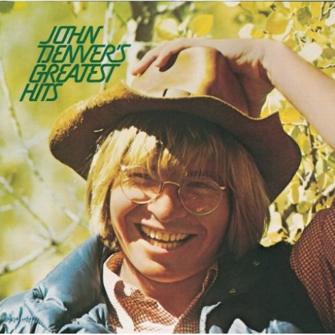 John Denver Greatest Hits Record