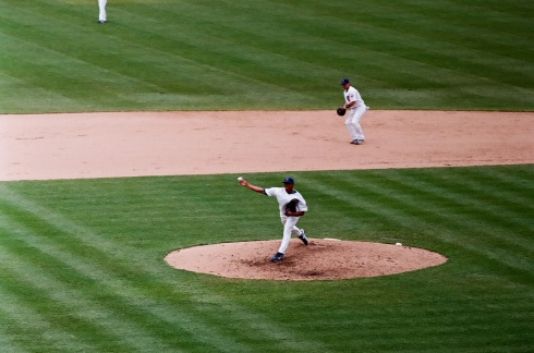 Carlos Marmol Throwing a Wicked Slider