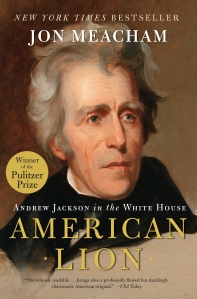 American Lion Andrew Jackson