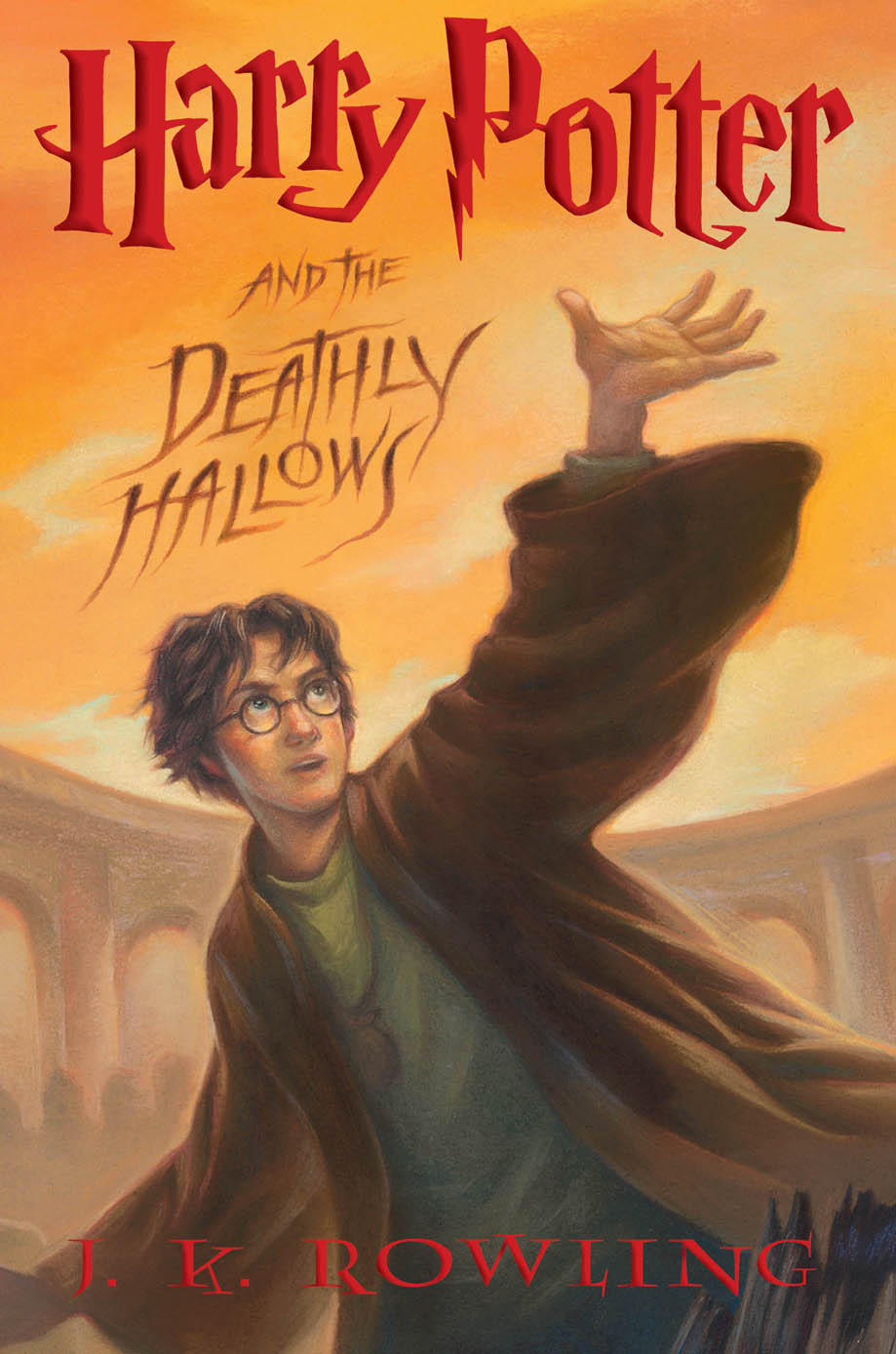 HArry POtter and the Deathly Halows