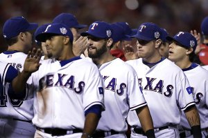 Texas Rangers are Winners