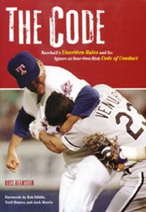 The Code: Baseball's Unwritten Rules