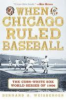 When Chicago Ruled Baseball