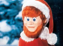 Red Bearded Santa