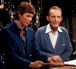 "Bing Crosby and David Bowie ""Little Drummer Boy"""