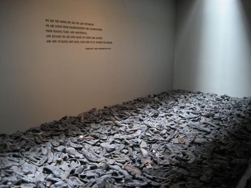 Shoes Holocaust Museum