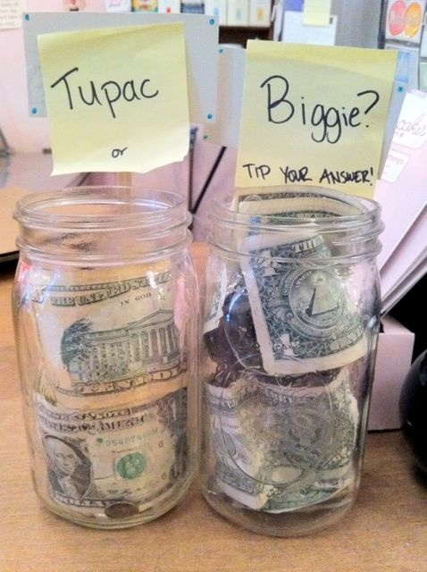 Tupac or Biggie