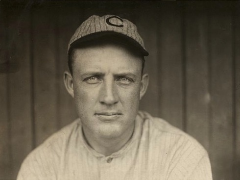 Orval Overall 1908 Cubs