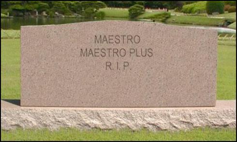 Baratza Maestro Series is Dead