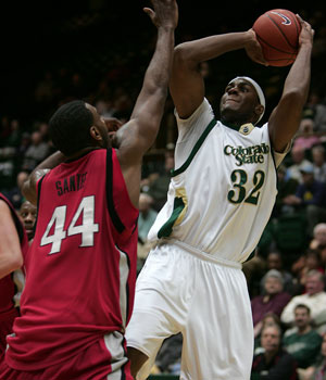Colorado State Basketball