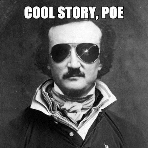 Edgar Allan Poe Meme