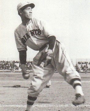 Eiji Sawamura Struck Out Ruth Gehrig Foxx