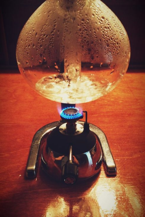 The Siphon Coffee Brewer is one of the most advanced coffee brewing methods