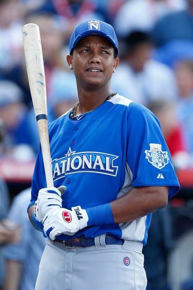Starlin Castro 2x All Star