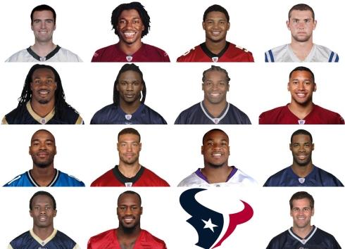 My second fantasy football team