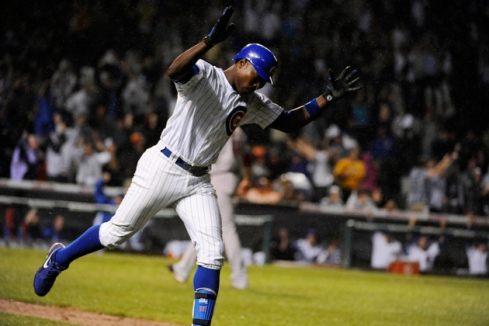 Alfonso Soriano is actually doing quite well