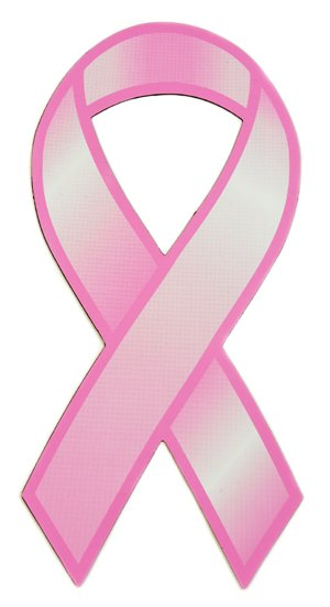 Breast Cancer Awareness - Pink Ribbons Oriental