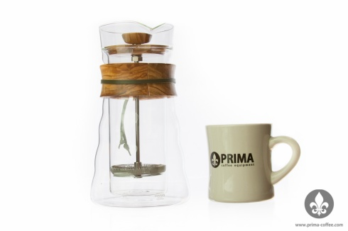Hario Double-Walled French Press