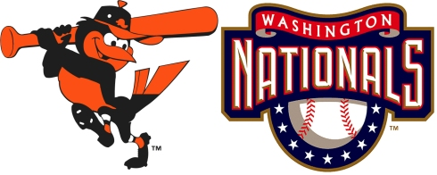 Orioles vs Nationals World Series
