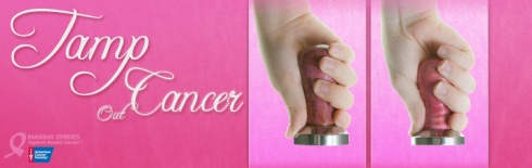 Tamp Out Breast Cancer with Prima Coffee & the American Cancer Society
