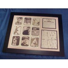 1908 Cubs World Series Champions Frame