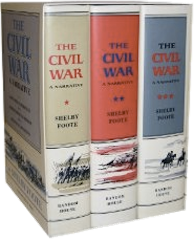 Civil War by Shelby Foote