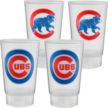 Cubs Cups