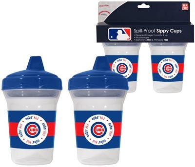 Cubs Sippy Cups