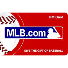 MLB Gift Card