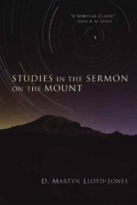 Sermon on Mount by Martyn Lloyd Jones