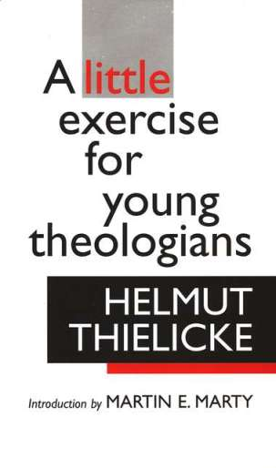 Thielicke Young Theologians