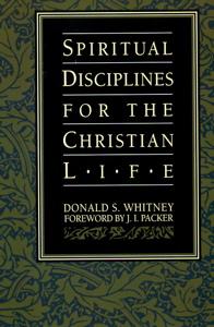 Whitney Spiritual Disciplines