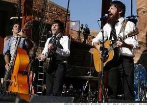 The Avett Brothers - Bob, Scott, and Seth