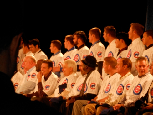 Cubs Convention - Current and Former Players