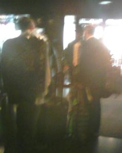Ernie Banks Phone Pic