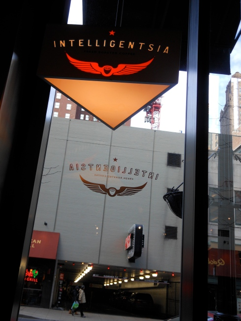 Intelligentsia Sign